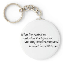 Inspirational quotes keychains confidence gifts