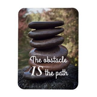 Inspirational Quotes Motivational Words Zen Stones Magnet