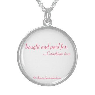 Inspirational Quotes Custom Jewelry