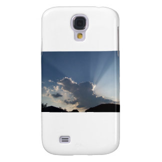 Inspirational Rays Samsung Galaxy S4 Cover