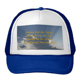 Inspirational Rays Trucker Hat