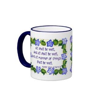 Inspirational Ringer Mug mug