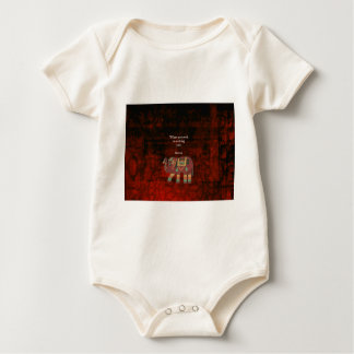 Inspirational Rumi What You Seek Quote Baby Bodysuit