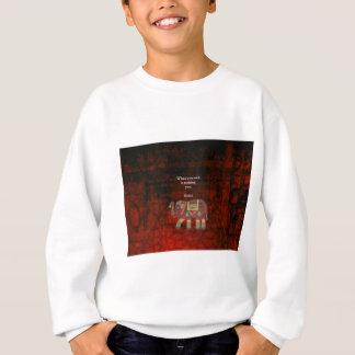 Inspirational Rumi What You Seek Quote Sweatshirt