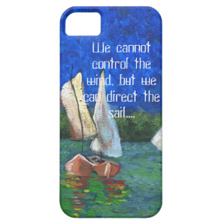 Inspirational Sailboat iPhone 5 Cases