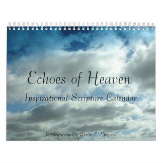 Inspirational Scripture Calendar