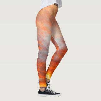 Inspirational Sunrise Leggings