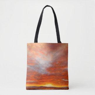 Inspirational Sunrise Tote Bag