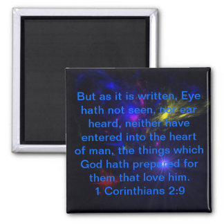 Inspirational Supernova Galaxy Space Quotes 2 Inch Square Magnet