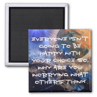 Inspirational SUPERNOVA VIRTUE GALAXY Quotes Magnet