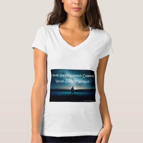 Inspirational T_shirt  The Hidden Teachings T_Shirt