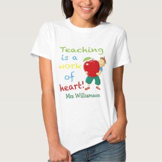 Inspirational Teacher Tee Shirt