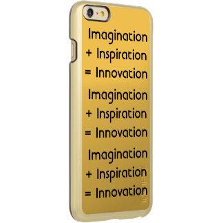 Inspirational text iPhone 6 Plus Case Incipio Feather® Shine iPhone 6 Plus Case