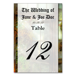 Inspirational - The door to paradise - Peter 1-11 Table Cards