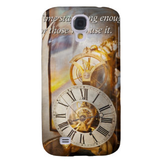 Inspirational - Time - A look back in time Galaxy S4 Covers