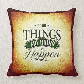 Inspirational Quotations Pillows - Decorative & Throw Pillows Zazzle