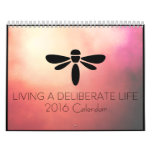 Inspirational Wall Calendar - 2016