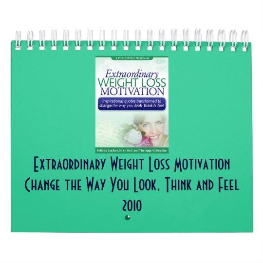 Weight Loss Calendar 2022.Inspirational Weight Loss Calendar Zazzle Com