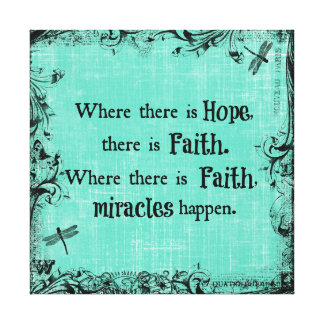 Image result for where there is hope there is faith
