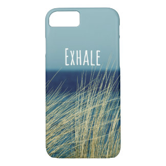 Inspirational Words: Exhale iPhone 7 Case