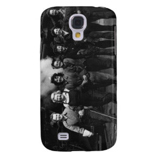 Inspirational World War I Women Railroad Workers Galaxy S4 Covers