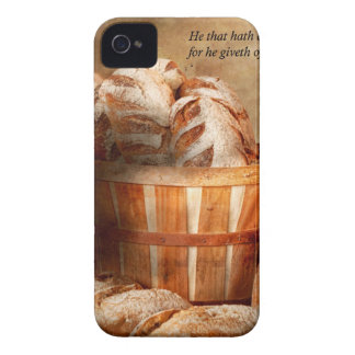 Inspirational - Your daily bread - Proverbs 22-9 Blackberry Case