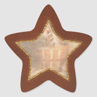 Inspirational - Your daily bread - Proverbs 22-9 Star Sticker