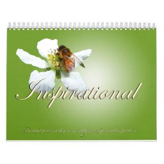 Inspirations Flower Calendar