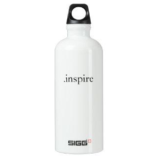 .inspire aluminum water bottle