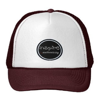 Inspire...authenticity Trucker Hat