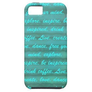 Inspire Be Inspired iPhone 5 Covers