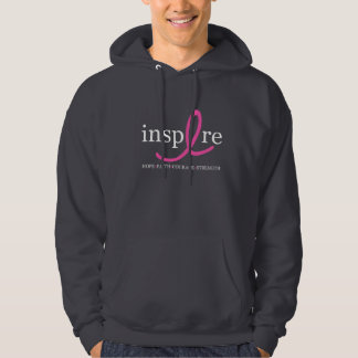 Inspire Breast Cancer Ribbon Hoodie
