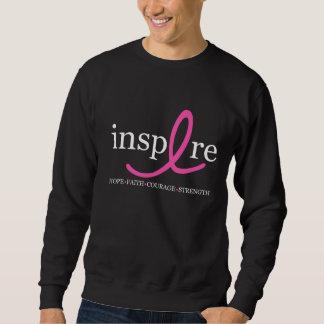 Inspire Breast Cancer Ribbon Sweatshirt
