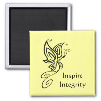 Inspire Butterfly Magnet