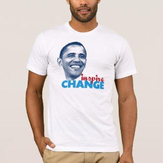 Inspire Change - Barack Obama T-Shirt