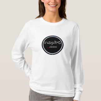 Inspire...choices Ladies Long Sleeve Tees