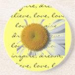 Inspire Daisy Coasters