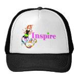 """Inspire el gorra """"femenino"""" de la sirena"""