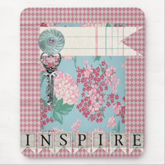 Inspire Fresh Design Mouse Pad