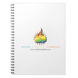 Inspire Ignite Illuminate Notebook
