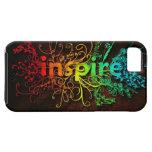 inspire iPhone 5 funda