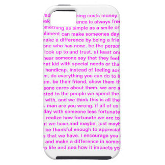 Inspire iPhone SE/5/5s Case