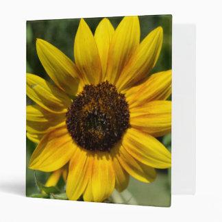 Inspire Joy Sunflower Binder