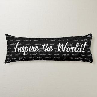 Inspire la almohada del organismo mundial