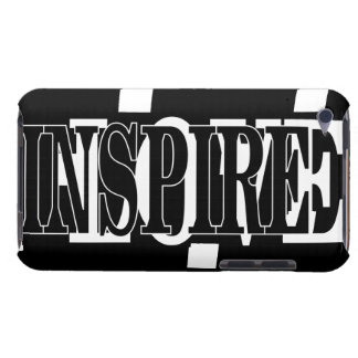 Inspire Love Barely There iPod Cover