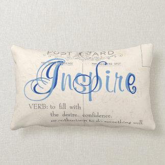 Inspire Lumbar Throw Pillow