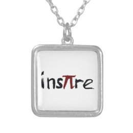 Inspire Math Necklace