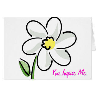 Inspire Me Card