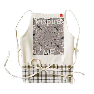 Inspire Me Zazzle HEART Apron