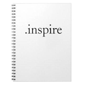 .inspire noteboook notebook
